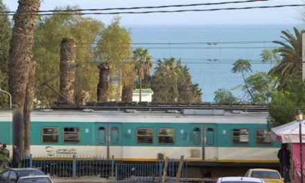 Tunis, TGM le train de l'amitié