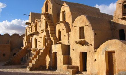 Ksar Ouled Soltane classé parmi les 50 sites inoubliables en Afrique par le Magazine GEO
