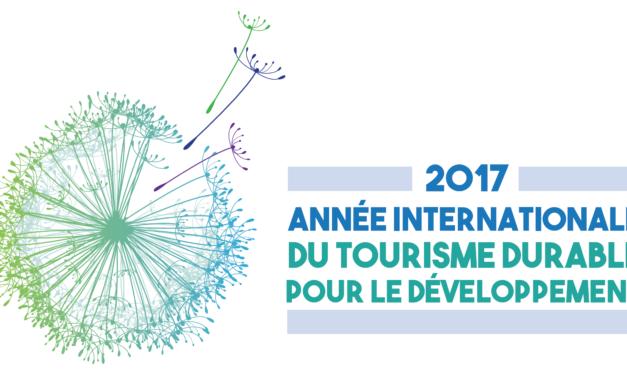 2017 Année internationale du tourisme durable