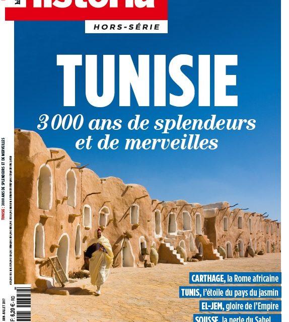Historia : Tunisie, 3000 ans de splendeurs et de merveilles